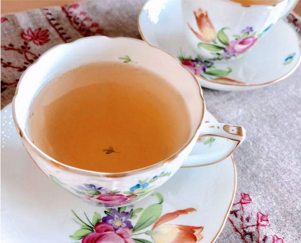 ダージリン紅茶の写真